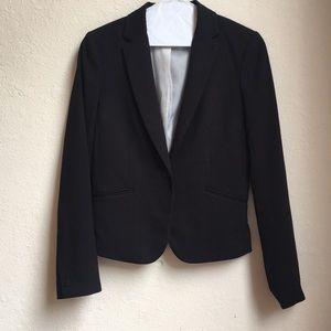 H&M Black Suit Set (blazer and pants)
